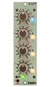 Tonelux EQ5P Discrete Four Band Parametric Equalizer