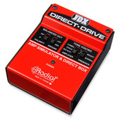 Radial Engineering Tonebone JDX Direct-Drive™ Amp Simulator and DI box