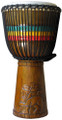 "Lion Pro Djembe by Freedom Drums: 20"" x 10"""