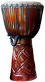 "Mahogany Sunrise Pro Djembe by Freedom Drums: 20"" x 11"""