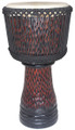 "Elite Cheetah Pro Djembe Drum - 24"" x 13"""