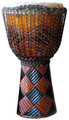 "Classic Weave Pro Djembe by Freedom Drums: 20"" x 11"""