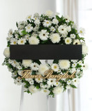 White Wreath