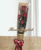 4 Roses Bouquet