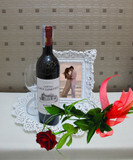 Gift Set 7 + Your Photo + Red Wine
