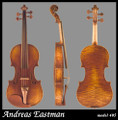 Andreas Eastman Model 405 Violin