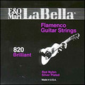 La Bella Elite 820 Flamenco (Red Trebles) Guitar Strings