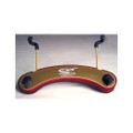 Comford Violin Shoulder Cradle - Medium - Gold
