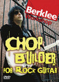 "Chop Builder for Rock Guitar (DVD). (Berklee Workshop Series) ** By Joe Stump. For guitar. Berklee Workshop Series. Metal, Rock and Instructional. Instructional video: DVD. Berklee Press #0876390335. Published by Berklee Press.  Take your hard rock chops into the stratosphere with Berklee professor and world-renowned guitarist Joe ""Shred Lord"" Stump. In this master class DVD, Stump breaks down his disciplined approach to scale patterns and practice routines. He'll show you how to improve your technique and increase your speed, no matter what style you play. All you need is your guitar and a metronome. Stump will help you achieve a greater mastery of the instrument, with routines to get your chops in shape for the intense physical demands of the rock guitar idiom. 43 minutes."