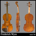 Frederich Wyss Model 703 Violin