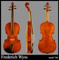 Frederich Wyss Model 703 Viola