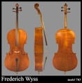 Frederich Wyss Model 703 Cello
