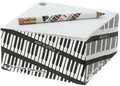 Keyboard Spiral Memo Pad with Pencil