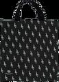 G-Clef Tote Bag  - Black