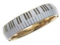 Bracelet Keyboard Open Bangle