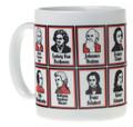 Composer Faces Mug