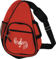 Body Backpack Red - Staff