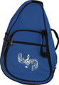 Body Backpack Royal Blue - Staff