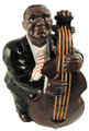 Bass Player Cookie Jar