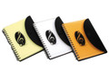 G-Clef Notebook With Snap