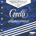 Corelli Alliance Vivace Violin String Set, 4/4 Size