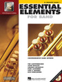 Essential Elements for Band - Book 1 with EEi (B-flat Trumpet) w/CD