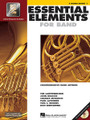Essential Elements for Band - Book 1 with EEi (French Horn) w/CD-ROM