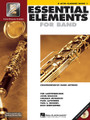 Essential Elements for Band - Book 1 with EEi (Eb Alto Clarinet) w/CD-ROM