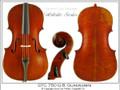 Scott Cao Model 750E Cello