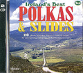 110 Ireland's Best Polkas & Slides. (with Guitar Chords). By Various. For Melody/Lyrics/Chords. Waltons Irish Music Books. CD only. Hal Leonard #WM1326. Published by Hal Leonard.  110 all-time favorite polkas and slides which will enhance your repertoire, liven up any session and are surprisingly easy to play. Suitable for all melody instruments. Polkas include: The Ballydesmond (1-3) • Carroll's • Din Tarrant's • Farewell to Whiskey • The Green Cottage Polka • Killoran's • Lackagh Cross • Maggie in the Corner • O'Connor's • Paddy Kenny's • The Tournmore • Up on the Wagon • Willie Doherty's • and more. Slides include: Gallant Tipperary Boys • John Kelly's • The Lonesome Road to Dingle • Mary Willie's • The Old Favorite • Siobhan Hurl's • Terry Teahen's • Where Is the Cat? • and more.