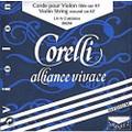 Alliance Vivace Violin D Silver/Alum