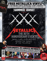 Metal Hammer Presents: Metallica by Metallica. Metal Hammer. Published by Hal Leonard.  Metal Hammer has teamed up with Metallica's own fan club publication, So What! magazine, to produce the ultimate souvenir celebrating the band's 30th anniversary! This very special bookazine will include: EXCLUSIVE VINYL! Cover mounted 7 double 'A' side single featuring live recordings of Sp What and Through The Never, complete with souvenir picture bag! 132 full-colour pages featuring interviews with all the members of Metallica! Special guests interviews such as Rob Halford and Dave Mustaine. Plus exclusive photography will bring the reader to the very heart of Metallica's 30th Anniversary celebration! All beautifully presented in a cardboard envelope - a true collectors edition.