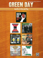 """Favorites to Strum and Sing (Book) by Green Day. For Guitar. Artist/Personality; Guitar Personality; Guitar TAB; Solo Guitar TAB (EZ/Int). Guitar Book. Punk Rock and Pop Rock. Difficulty: easy-medium. Guitar tablature songbook. Guitar tablature, standard notation, vocal melody, lyrics, chord names and guitar chord diagrams. 64 pages. Alfred Music Publishing #25508. Published by Alfred Music Publishing.  Alfred has expanded the """"Favorites to Strum and Sing"""" series to include the new """"Green Day: Favorites to Strum and Sing."""" """"Green Day: Favorites to Strum and Sing"""" includes 25 of Green Day's greatest hits, arranged in an easy-to-use lyric and chord songbook format. The lyrics are presented with the guitar chords listed above the lyrics, making it easy to strum the chords and sing along. Since many of Green Day's songs are based on specific guitar riffs, this book also includes any critical guitar riffs in TAB format, as well as indicating where in the song they're played. Titles include: American Idiot * Basket Case * Boulevard of Broken Dreams * Brain Stew * Geek Stink Breath * Good Riddance (Time of Your Life) and more."""