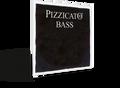 Pizzicato Bass A String - Gut/Silver