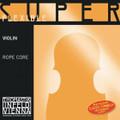Superflexible Violin Set - Chrome E