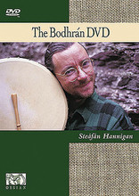 The Bodhran. For Bodhran Drum. Music Sales America. Irish, Traditional, Folk, Celtic. DVD. Ossian Publications #OSDV001. Published by Ossian Publications.  In this fantastic DVD method, accomplished and renowned percussionist Steáfán Hannigan details all the intricacies of traditional Bodhran playing. Nothing is taken for granted or forgotten, making this a suitable method for beginners with its gentle and careful progression through the techniques using numerous examples and exercises. Learn the many, varied bodhran techniques through expert and detailed instruction. Includes a selection of repertoire pieces which add depth to your playing, and sections on the history of the Bodhran and Irish music, including construction and maintenance. Everything is clearly presented with illustrations, photographs and diagrams. For more experienced players, Hannigan shows you how to progress from traditional Celtic dance accompaniments to more contemporary rock or world rhythms. 20 minutes of demonstration tracks featuring a full Irish band are also included, allowing you to hear examples of the music as it should sound. Authored for Zone 0.
