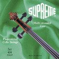 Super Sensitive Supreme Bass String Set - Solo
