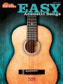 Easy Acoustic Songs - Strum & Sing Guitar by Various. For Guitar. Strum and Sing. Softcover. 136 pages. Published by Hal Leonard.  40 acoustic hits in unplugged, pared-down arrangements – just the chords and lyrics, with nothing fancy. Includes: All Apologies • Champagne Supernova • Daughters • Hey There Delilah • Ho Hey • I Will Follow You into the Dark • Learning to Fly • Let Her Go • Little Talks • Lucky • Mr. Jones • Run Around • She Will Be Loved • Toes • Wagon Wheel • Wanted Dead or Alive • What I Got • and more.