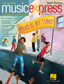This Is My Time Vol. 13 No. 4 (January/February 2013). By Ethan Bortnick. By Bernie Taupin, Elton John, John Jacobson, and Rollo Dilworth. Arranged by Emily Crocker and John Higgins. BASIC COMPLETE PAK. Music Express. Published by Hal Leonard.  Songs: This Is My Time, Your Song, Fatou Yo, It's All About Music, Alabama Gal, Musical Planet: Senegal, Listening: National Emblem March, and more! Teacher Magazine includes Lesson Plans correlated to the National Standards plus more songs and activities, and 1 Enhanced Audio CD that includes PDFs of selected material. Digital and Premium Paks include and Interactive Student Magazine on DVD-ROM for projection in the music classroom.