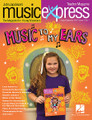 Music to My Ears Vol. 15 No. 1 (August/September 2014). Composed by Emily Crocker, John Higgins, John Jacobson, Mac Huff, and Roger Emerson. For Choral (PREMIUM COMPLETE PAK). Music Express. Published by Hal Leonard.  Get on board the Music Express with this essential resource for general music classrooms and elementary choirs. Join John Jacobson and friends as they provide you with creative, high-quality songs, lessons and recordings that will keep students engaged and excited! This August/September issue includes: Music to My Ears, Mickey Mouse Mash-Up, E papa Waiari, Let It Go (from FROZEN), Make New Friends, My Roll and Roll, Thus Spoke Zarathustra (Strauss), plus many more songs and activities in the teacher magazine!