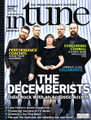 In Tune Magazine March 2015 In Tune. 50 pages. Published by Hal Leonard.  In Tune – March 2015 Cover Stories: The Decemberists Indie Rock with an Acoustic Accent • Performance Coaches Share Their Playbook • Conquering Cowbell & Other Hand Percussion Tips • Connect, Click, Collaborate • Cole Porter's Iconic Songbook • Producing Success in TV Music • America's Top Pep Band • Fitz and The Tantrums, the Listening List, and more!