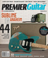 Premier Guitar Magazine April 2015 PREMIER GUITAR. 176 pages. Published by Hal Leonard.  Premier Guitar April 2015: Gear fanatics will find a lot to love in this issue. For starters, our cover story details 44 new instruments, amps, and effects that wowed us at the Winter 2015 NAMM show. And our reviews start out with a roundup of four face-melting metal and hard-rock amps – Randall's Ola Englund Satan, Engl's Invader II E642/2, Mesa/Boogie's Mark Five:25, and Friedman's Double J Jerry Cantrell signature model. We also take a look at new gear from Ibanez, Demeter, Fender, Free the Tone, Radial Engineering, Dawner Prince, Acoustic, GreenChild, Phil Jones, and Slick Guitars. Rounding things out, we've got an in-depth feature on the history of steel guitar, as well as interviews with a wide array of players – from Imagine Dragon's former jazzbo Wayne Sermon to avant-gardist Ben Chasny, experimentalist Oliver Ackermann from A Place to Bury Strangers (and Death by Audio pedals), tone alchemist Reine Riske from Sweden's the Amazing, and globetrotting acoustic adventurer Sir Richard Bishop.