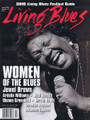 Living Blues Magazine April 2015 Living Blues. 96 pages. Published by Hal Leonard.  Living Blues – April 2015 Cover Stories: Women of the Blues: Jewel Brown, Ardella Williams, Jesi Terrell, Diunna Greenleaf, Terrie Odabi, Veronika Jackson, Rhiannon Giddens •  2015 Living Blues Festival Guide.