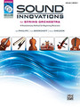 Sound Innovations for String Orchesta, Book 1 - Violin