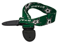 Woodrow Guitars. Hal Leonard #GSNHL10. Published by Hal Leonard.  A guitar strap is an essential add-on for any guitar. Stand up and rock out in your favorite team colors! Sublimation team print on durable, machine washable 100% polyester. Adjustable strap measures 55-inches in length and 2-inches in width.