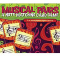 Musical Pairs (A Note Matching Card Game)