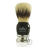 Omega #11648 Pure Bristle Shaving Brush