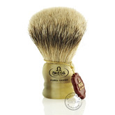 Omega #599 Pure Badger Hair Shaving Brush