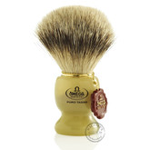 Omega #621 Pure Badger Hair Shaving Brush