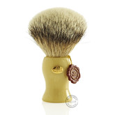 Omega #6212 Pure Badger Hair Shaving Brush